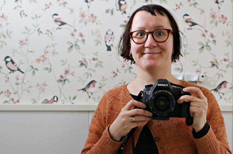 Ompele, valokuvaa ja julkaise!