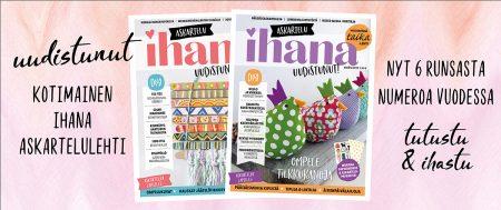 Ihana-lehti / Inspia Oy