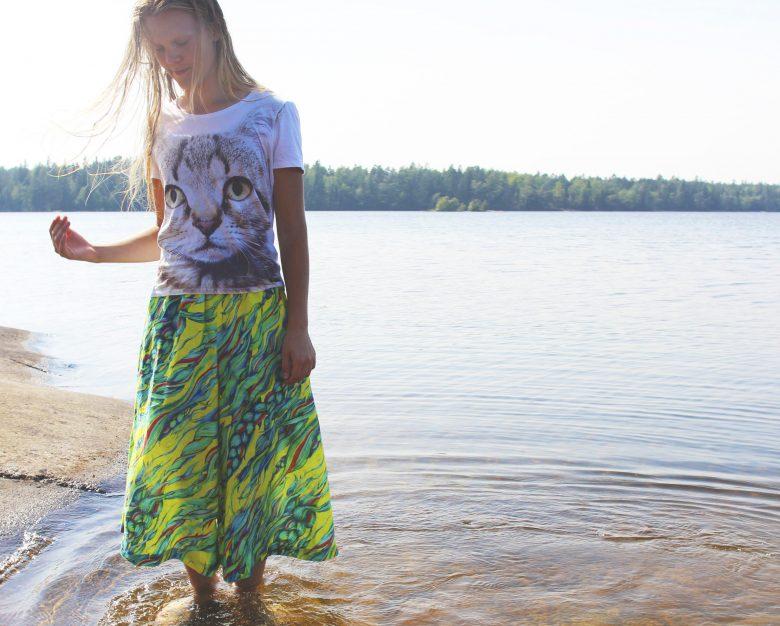 Girl Trip -kaavakirjan Lotte-housut